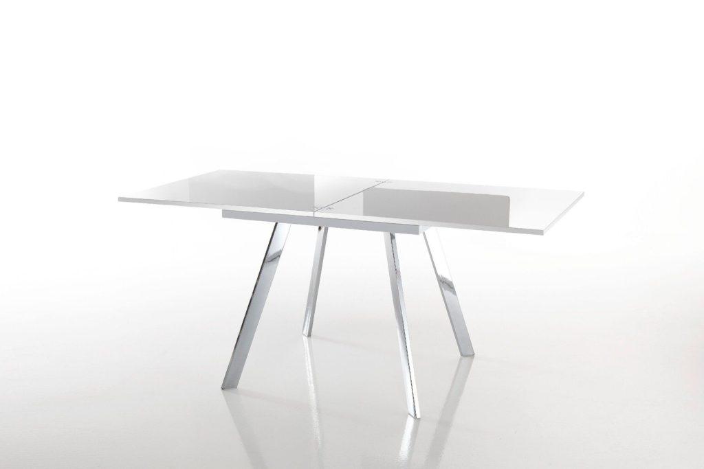 Tavolo quadrato allungabile Dabol