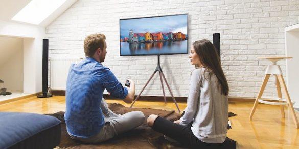 Porta TV design innovativo: soluzioni salva-spazio