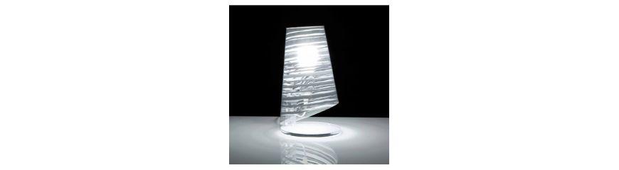 Lampade da comodino abat jour design moderno smart - Abat jour a parete ...