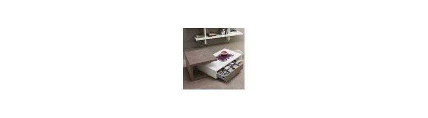 tavolini da soggiorno in legno (2) - Tavolino Soggiorno Apribile 2