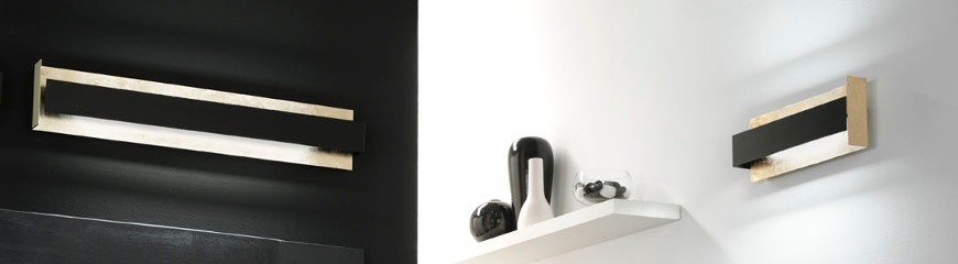 Lampade applique da parete dal design moderno per interni - Lampade da parete design ...