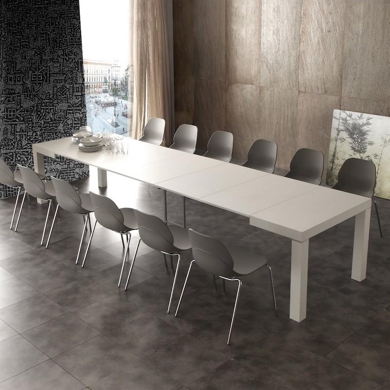 Tavoli in legno allungabili per l 39 arredo della sala pranzo for Tavoli da pranzo allungabili legno massello