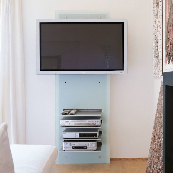 Mobile porta TV a parete design moderno William