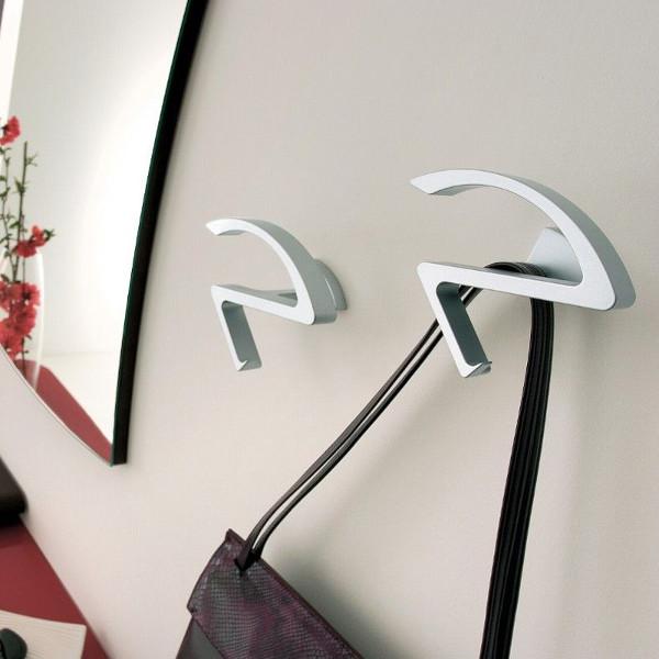 Attaccapanni Da Soffitto.Appendiabiti Moderni Da Muro Di Design In Metallo