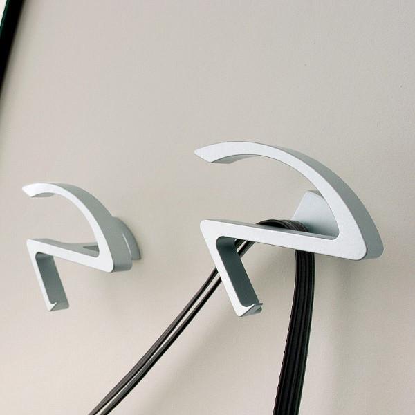 Appendiabiti Moderni Da Muro Di Design In Metallo