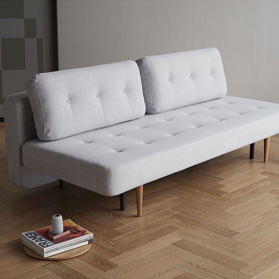 Divani letto uso quotidiano design scandinavo per casa piccola - Divano una piazza e mezza ...