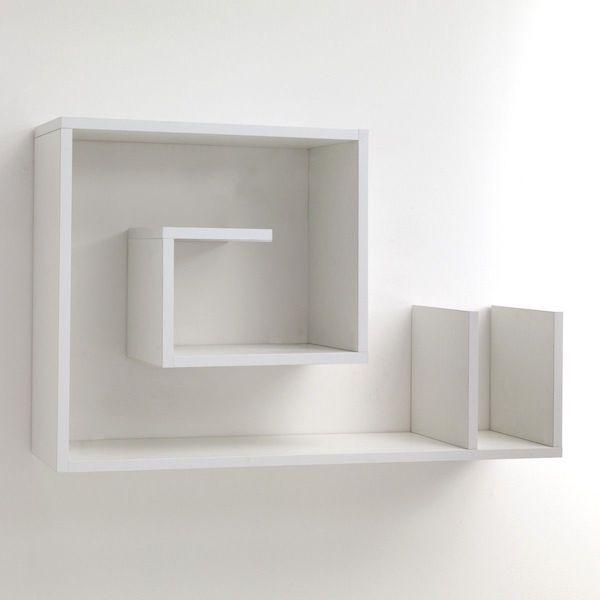 Mensole Da Muro Design.Mensole E Librerie Design Per Cameretta Bambini