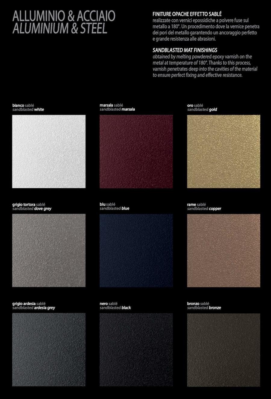 Colori libreria Mondrian