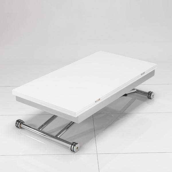 Tavolino da salotto trasformabile Morfosi