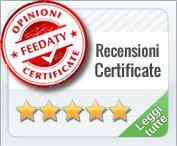 Feedaty recensioni verificate per Smart Arredo