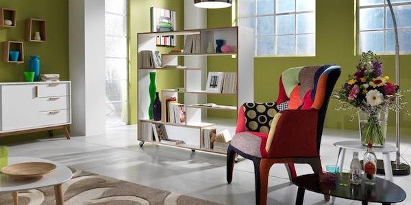 Librerie da parete o divisorie in legno - I nuovi arrivi