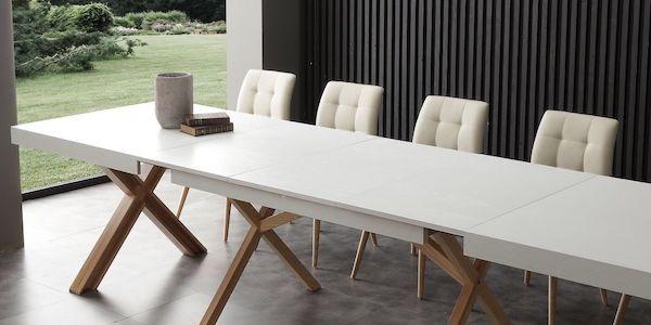 Arredamenti moderni casa e arredo ufficio di design in for Migliori tavoli allungabili