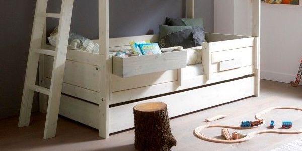 Camerette salvaspazio e letti per bambini design moderno