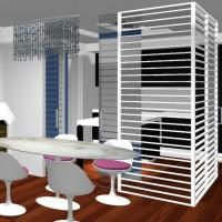 Progettazione soggiorno casa
